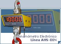 Dinamómetro Electrónico AHS-DIN