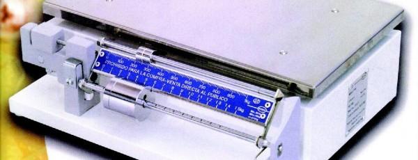 Balanza mecánica BM-16