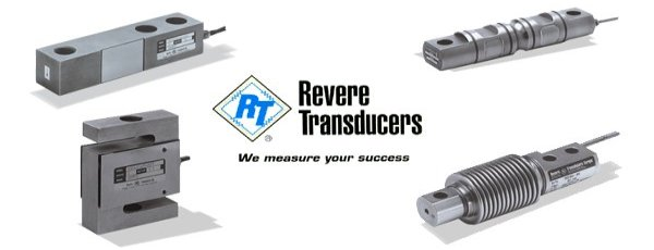 Celdas de Carga Revere Transducers