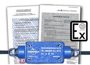 certificados Ex