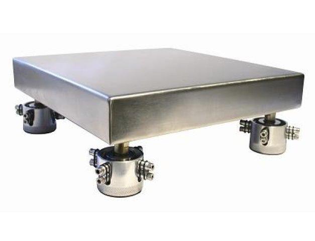 Mesas Antivibratorias para Balanzas