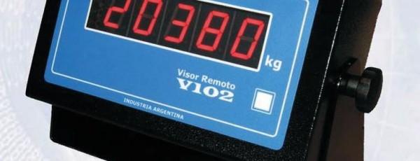 Display Remoto V102