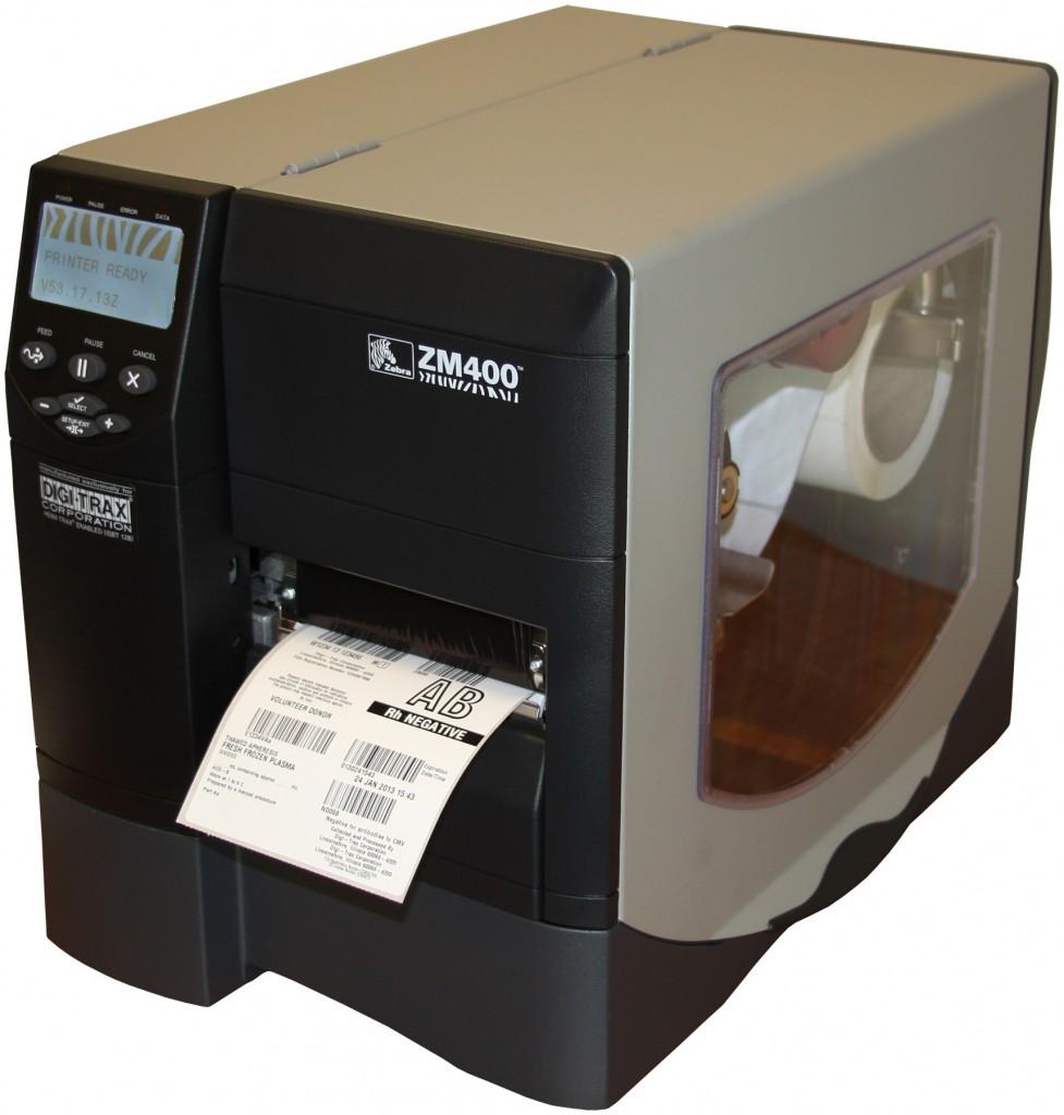 Impresora ZM400