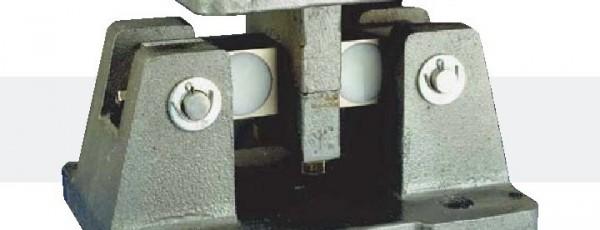 Montajes para celdas de carga Reacción