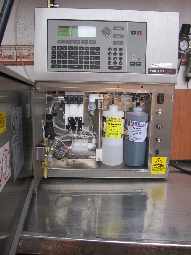 Sistema de Pesaje e Impresión VideoJet