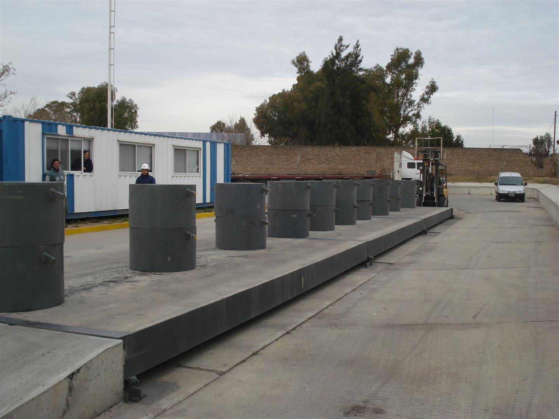 Verificación INTI balanzas camiones