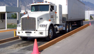 balanza publica camiones