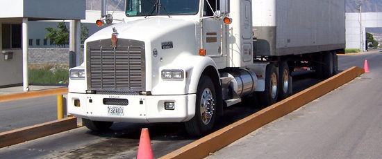 Pesaje Camiones Automatizado Balanza Pública